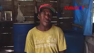 Cubano excombatiente en Angola, afectado por el paso del huracán Matthew, vive sin ayuda estatal