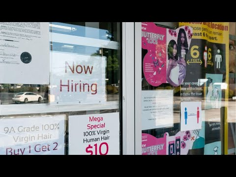 Weak Jobs Report Shows Growing Pains for U.S. Economy