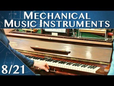 Grandiola Player Piano -
