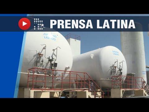 Cuba recupera gradualmente producción de oxígeno medicinal