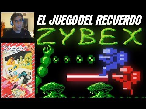 ZYBEX (ATARI 800XL COMPLETE!)