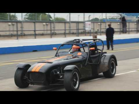 BookaTrack Caterham Track Day Car Hire