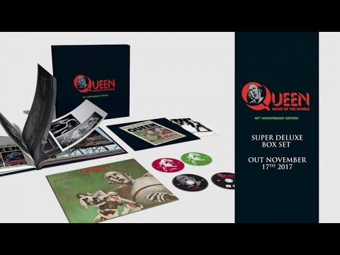 connectYoutube - Queen - News Of The World - 40th Anniversary Edition Trailer