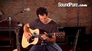 "Bourgeois ""Country Boy"" Dreadnought Acoustic Guitar Demo"