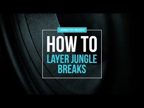 How To Make Jungle Breaks   Drum & Bass, Jungle, Break Beat Tutorial