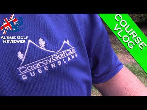 COOROY GOLF CLUB COURSE VLOG PART 1