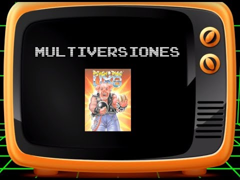 MultiVersiones : Psycho Pig UXB