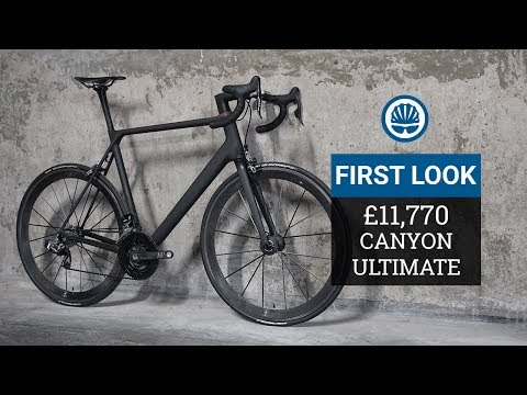 Canyon's Most Expensive Bike Ever - £11,770 of Carbon Exotica