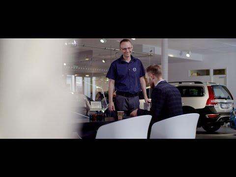 Personlig Servicetekniker Volvo