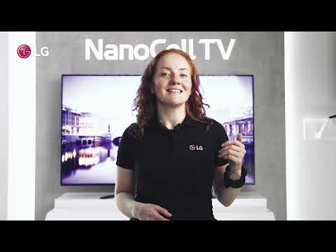 LG NANO 80 Product Video (English)