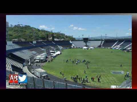 4 mil personas podrán ingresar al estadio nacional