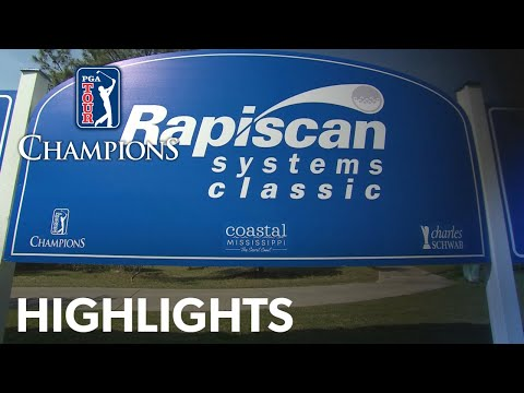 Highlights | Round 1 | Rapiscan Systems