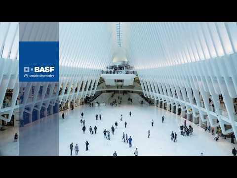 Basotect: The Artful Design of Sound Control