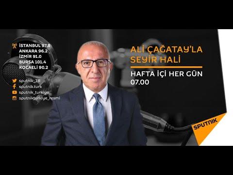 Ali Çağatay'la Seyir Hali (11.05.2021)
