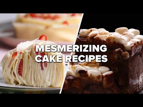 Mesmerizing Cake Recipes ? Tasty Recipes