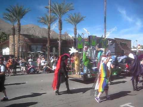 Sisters of Perpetual Indulgence save Palm Springs Gay Pride 2010