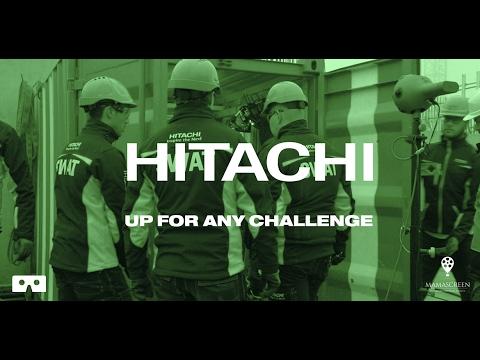 360 VR Video Hitachi Power Tools - SWAT