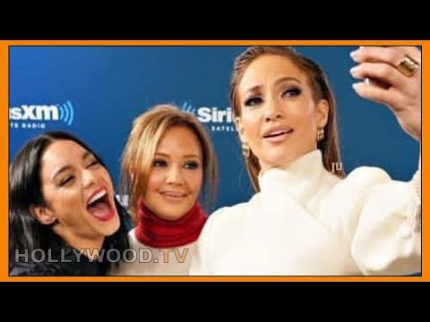 J-Lo's hilarious interview with her bestie, & new Bose sunglasses! - What's HOT on HollywoodTV