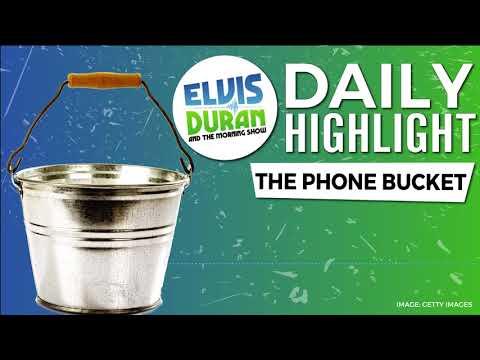 connectYoutube - The Phone Bucket | Elvis Duran Daily Highlight