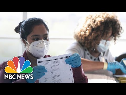 How Certifying An Election Works | NBC News NOW