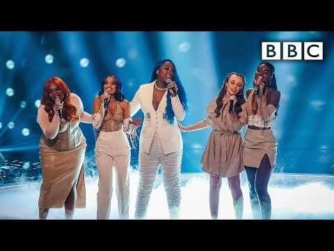 Nostalia, where do we begin? That was beautiful! @Little Mix The Search – BBC