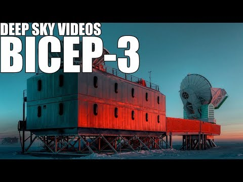 Telescope at the South Pole (BICEP-3) - Deep Sky Videos