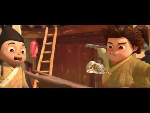 El pincel m�gico - Trailer espa�ol (HD)