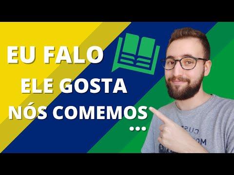 O presente em português | Vou Aprender Português