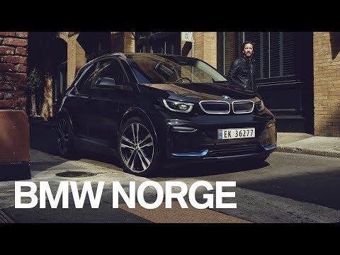 Nye BMW i3. Hvis du ikke vil følge med i tiden, men ligge litt foran.