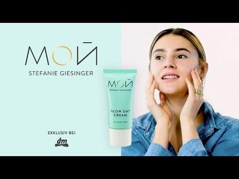 Glow Day Cream - MOй by Stefanie Giesinger