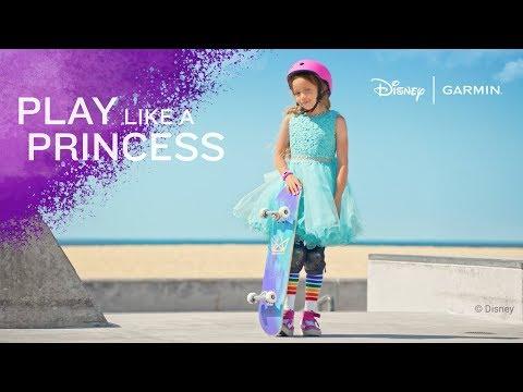 Disney Princess vívofit jr. 2 — Play like a Princess