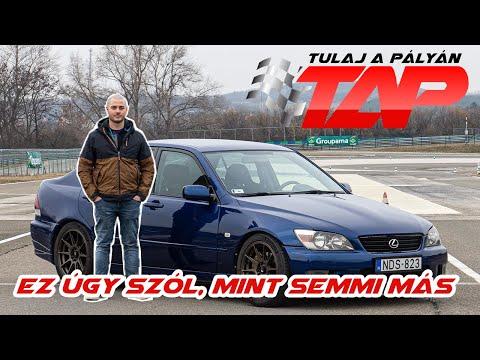 A japánok nem merték, a magyarok igen: éljen a V8! – Tulaj a Pályán!