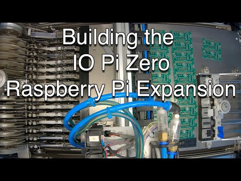 view Making the IO Pi Zero expansion board for Raspberry Pi