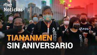 Las autoridades CHINAS prohíben la celebración del ANIVERSARIO de la Plaza de TIANANMEN I RTVE