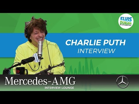 connectYoutube - How Charlie Puth Has Changed Since Moving to LA   Elvis Duran Show