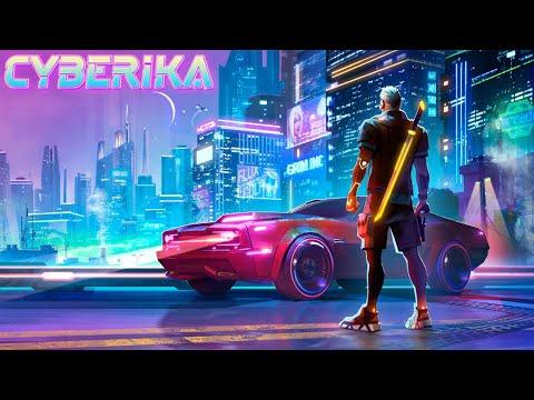 CYBERIKA nuevo juego estilo CYBERPUNK de los creadores de LAST DAY ON EARTH