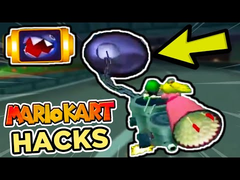 HACKING MARIO KART DOUBLE DASH AGAIN! (Random Items + Unrestricted Kart Selection)