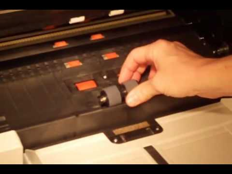 Kodak i2900-i3000 Scanner - Replace Separation Module Preview