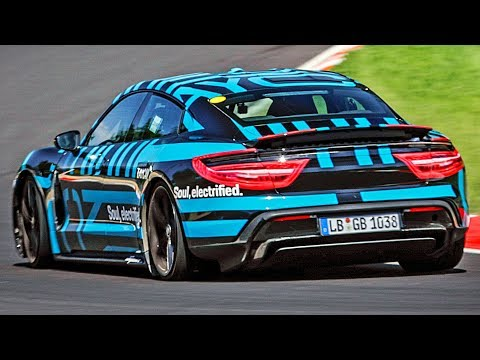 2020 PORSCHE TAYCAN ? Lap Record at the Nürburgring