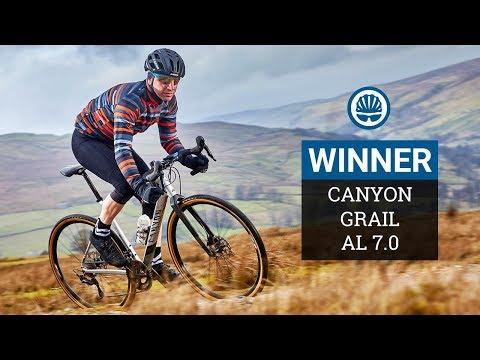 All-Road Bike of The Year WINNER   Canyon Grail AL 7.0