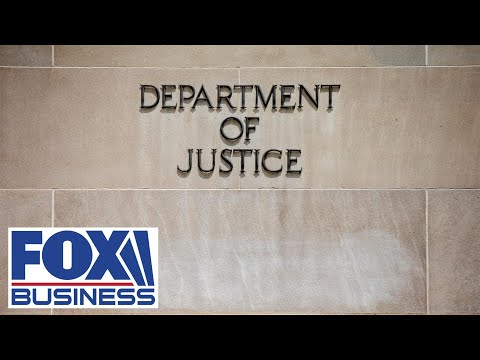LIVE: Justice Department holds a news conference