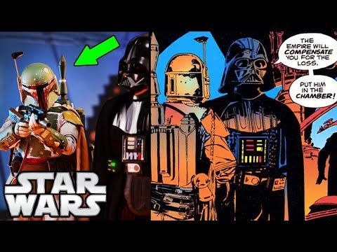 Why Darth Vader STOPPED Boba Fett from KILLING Chewie in Empire Strikes Back - Star Wars Explained