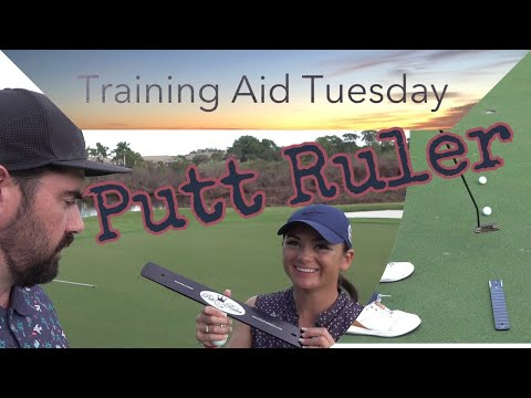 The Putt Ruler (Training Aid Tuesday)