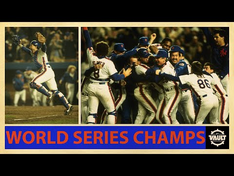 Mets are WORLD SERIES CHAMPIONS! Relive the EPIC 1986 march to their second title