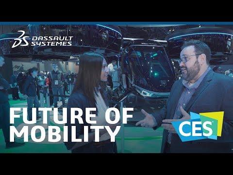 CES 2019: Exploring Urban Mobility Challenges
