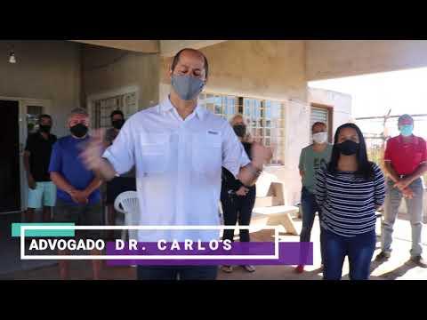Moradores do setor Núcleo Rural Lago Oeste Agradecem ao Deputado Federal  Tadeu Filippelli