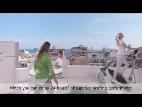 Phonak Audéo B-R - The first ever lithium-ion rechargeable hearing aid