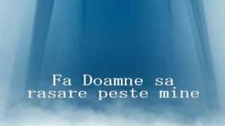 Spre Tine'n zori - DOMINI