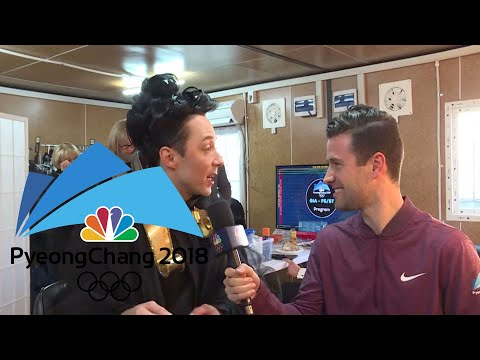 connectYoutube - Go behind the scenes at the Olympics with Tara Lipinski and Johnny Weir