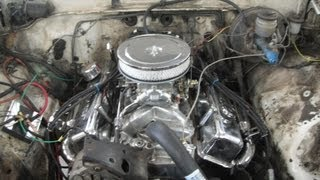 1984 Toyota 350 Swap - YouTube